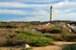 Vuurtoren California Lighthouse